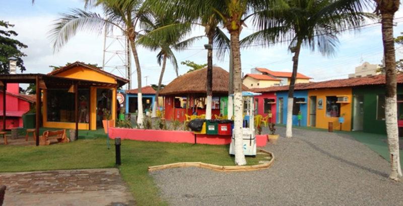 Villa Niquin - complexo turístico Barra de São Miguel