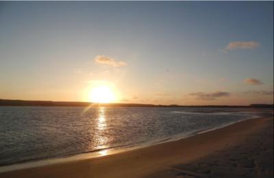 Praias da Barra de São Miguel - Praia das Conchas