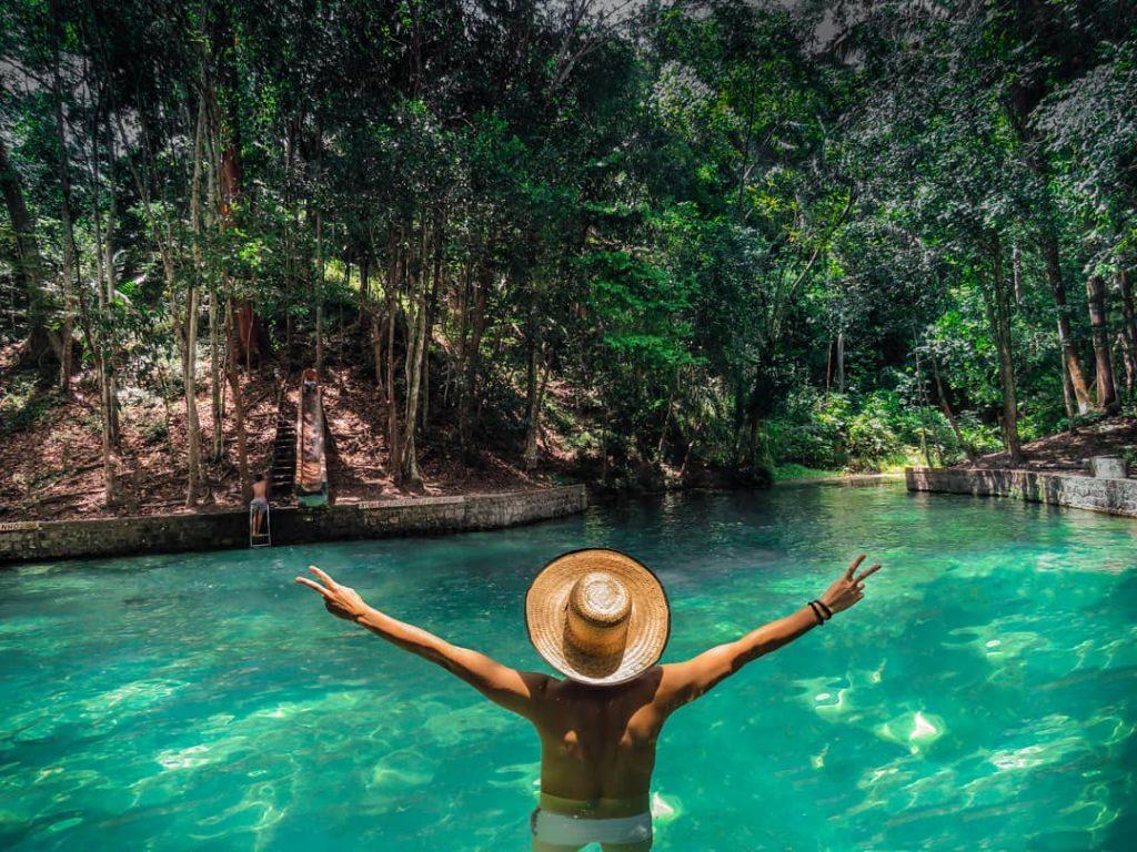 Lago Azul, Marechal Deodoro - Litoral Sul de Alagoas