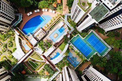 terreno ou apartamento