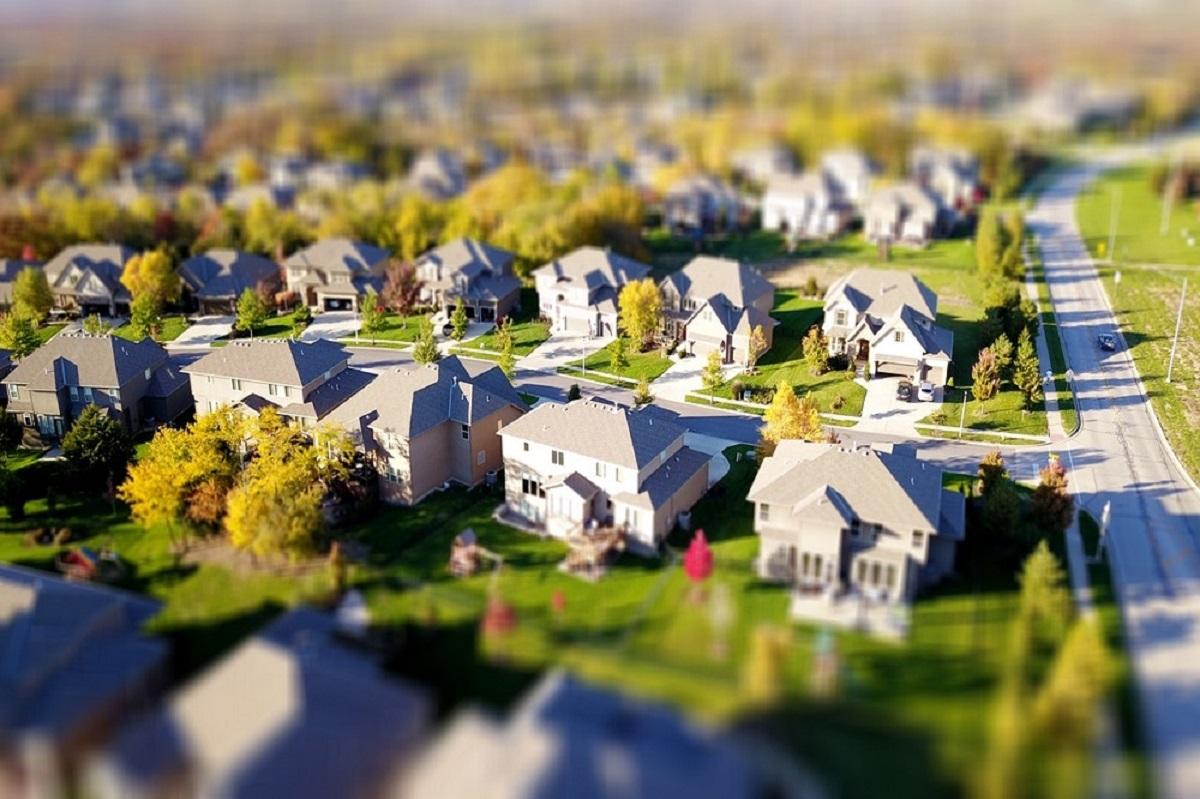 Loteamento aberto ou fechado - conjunto de casas
