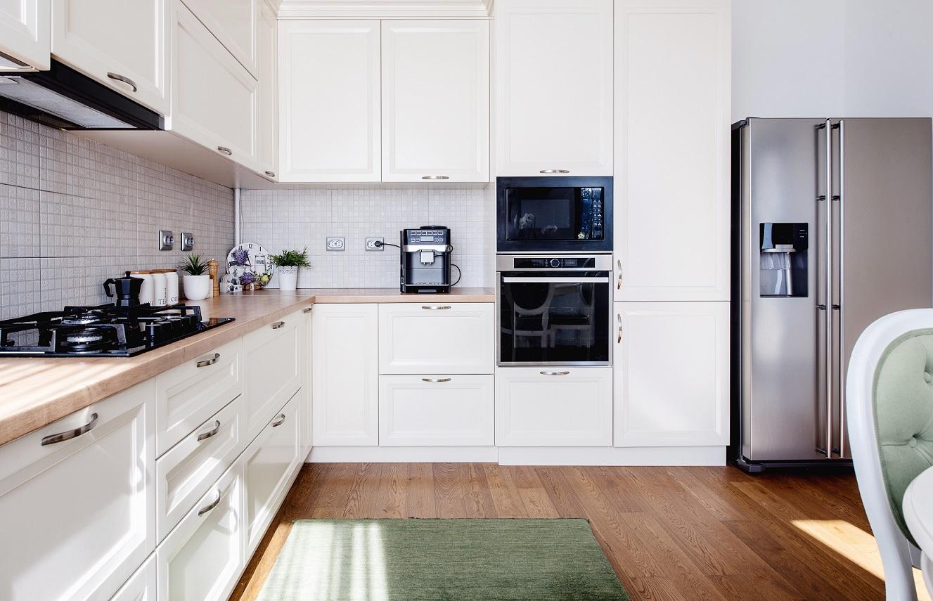 piso para cozinha