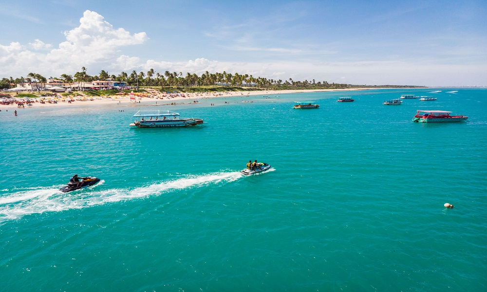 Praias Lindas de Alagoas